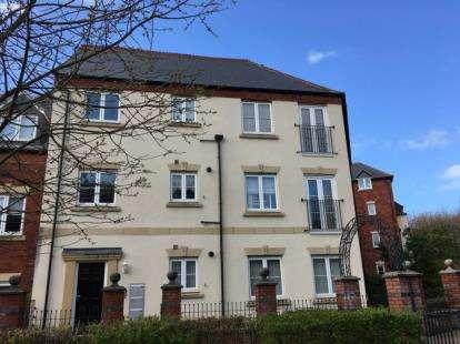 2 Bedrooms Flat for sale in Middleton Road, Fulwood, Preston, Lancashire, PR2