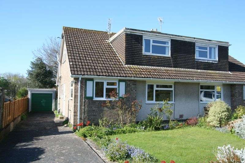 3 Bedrooms Semi Detached House for sale in Heol Y Felin, Llantwit Major