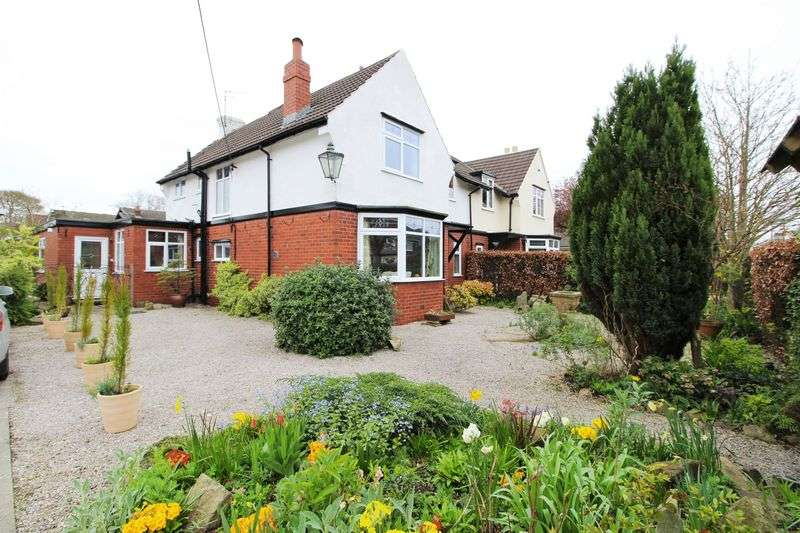 3 Bedrooms Semi Detached House for sale in Windsor Avenue, New Longton, Preston