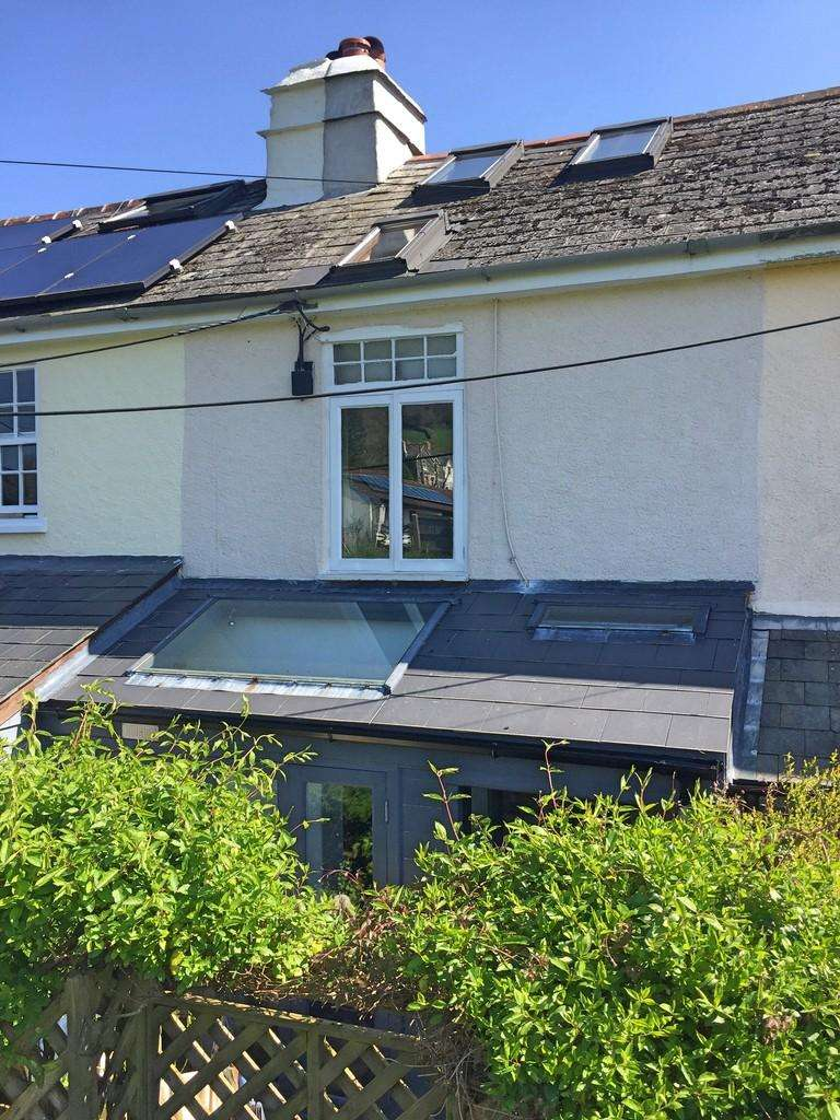 2 Bedrooms Terraced House for sale in Ashburton