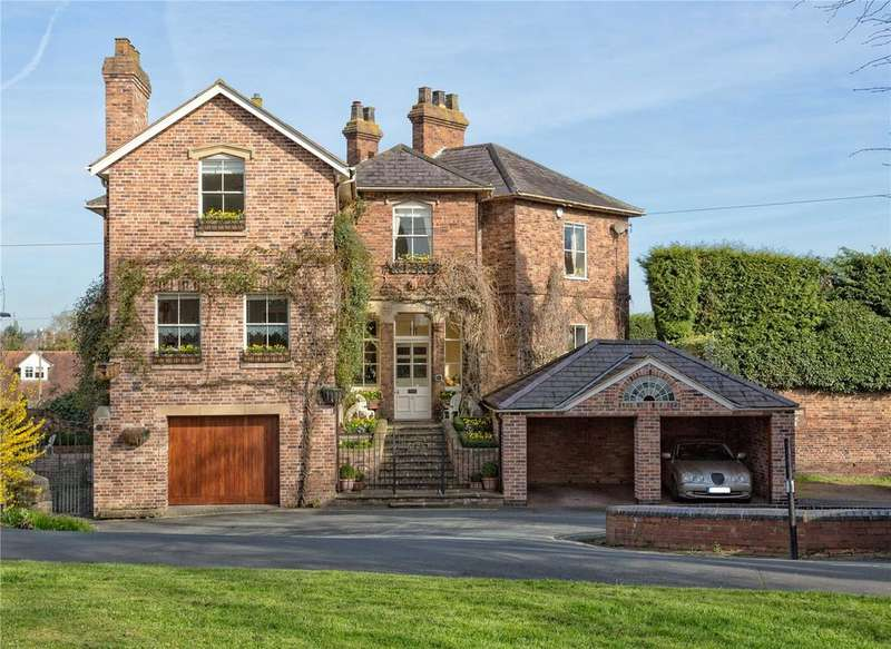 6 Bedrooms Unique Property for sale in St. Leonards Close, Bridgnorth, Shropshire, WV16