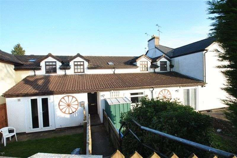 1 Bedroom Flat for sale in BREAM, NR. LYDNEY, GLOUCESTERSHIRE