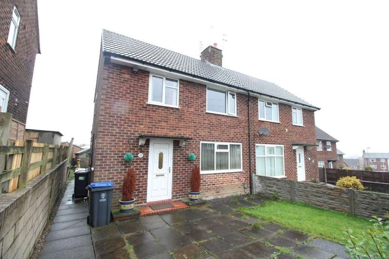 4 Bedrooms Semi Detached House for sale in Woodland Street, Biddulph, Stoke-On-Trent, ST8