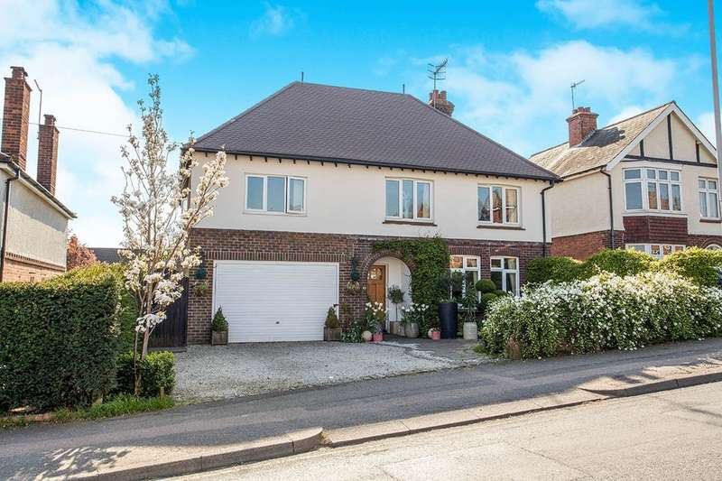 5 Bedrooms Detached House for sale in Yew Tree Road, TUNBRIDGE WELLS, TN4