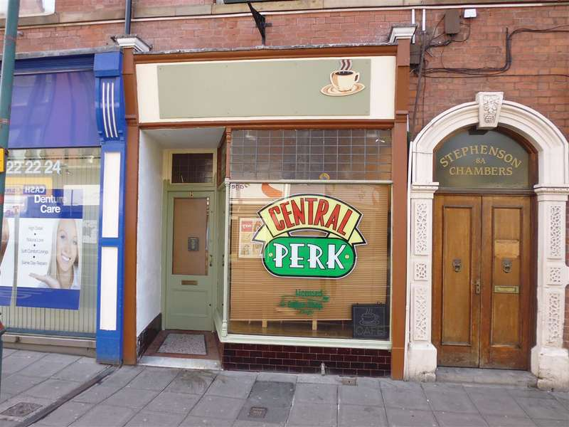 Commercial Property for sale in Stephenson Place, Chesterfield