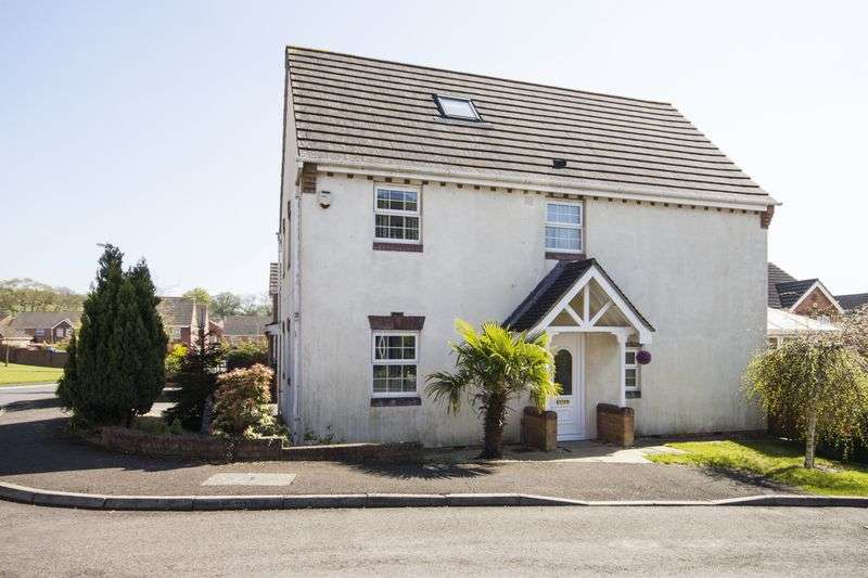 4 Bedrooms Detached House for sale in The Nurseries, Newport