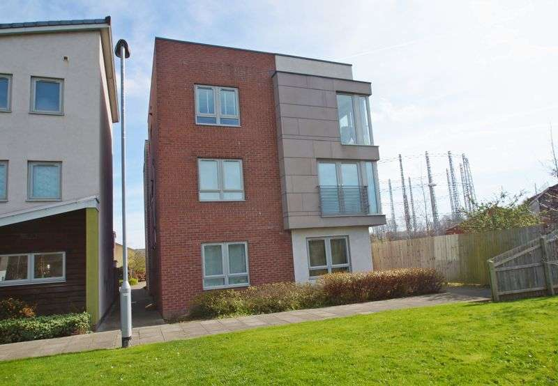 2 Bedrooms Flat for sale in March Courtyard, The Staithes, Gateshead