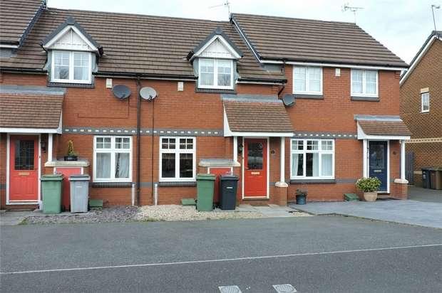 2 Bedrooms Terraced House for rent in Croft Green, Bromborough