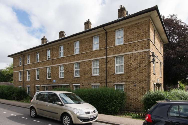 2 Bedrooms Flat for sale in Paragon Place Blackheath SE3