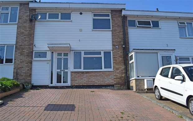 3 Bedrooms Terraced House for sale in Beams Way, Billericay, Essex