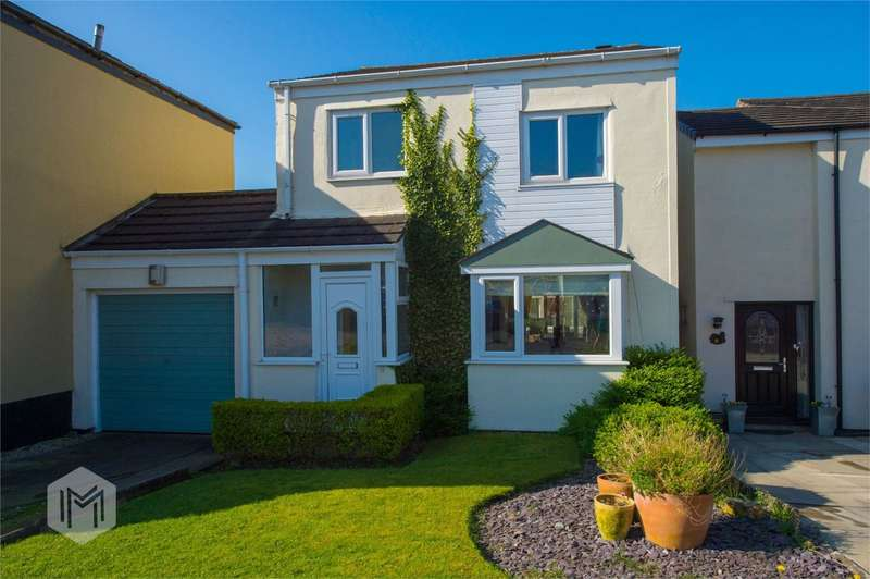 3 Bedrooms Link Detached House for sale in Millbrook Close, Wheelton, Chorley, Lancashire