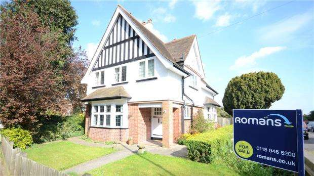 4 Bedrooms Detached House for sale in The Mount, Caversham, Reading