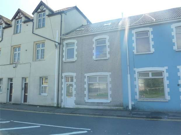 4 Bedrooms Terraced House for sale in Commercial Street, Maesteg, Maesteg, Mid Glamorgan