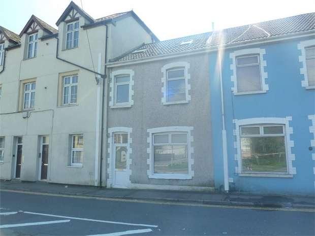 4 Bedrooms Terraced House for sale in Commercial Street, Maesteg, Maesteg, Mid Glamorgan