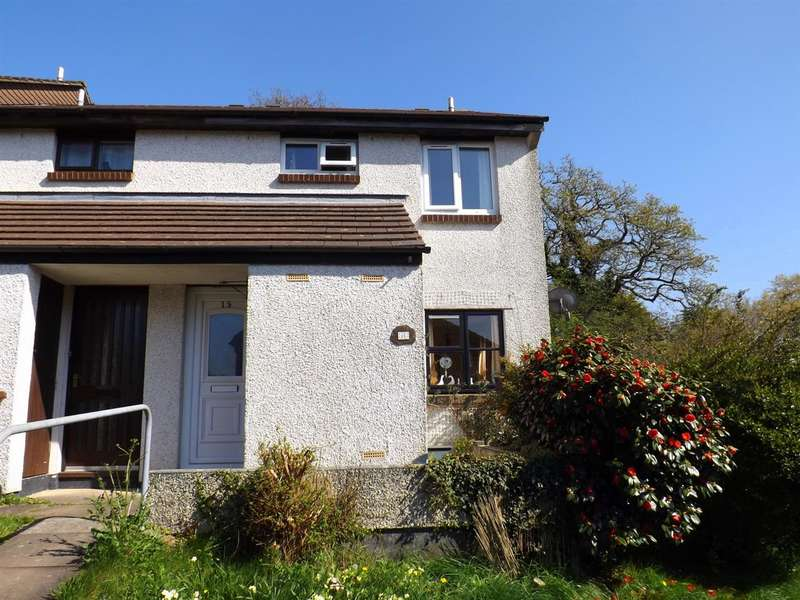 1 Bedroom Apartment Flat for sale in Redruth Close, Badgers Wood, Plymouth