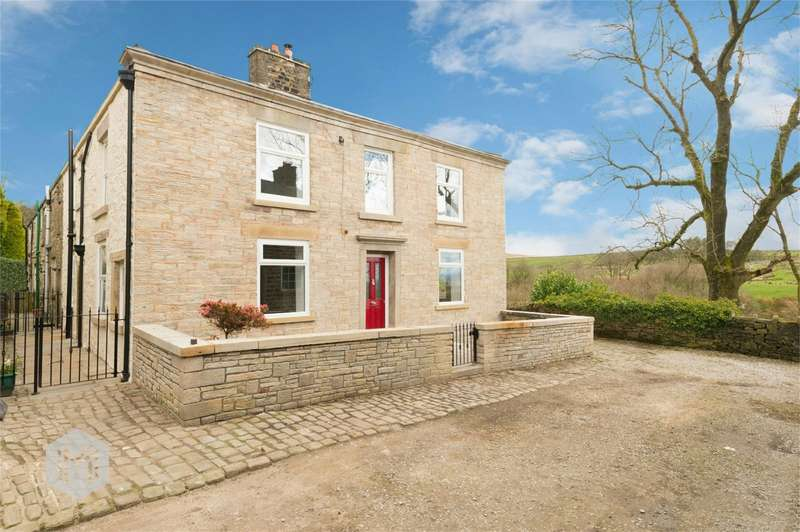 4 Bedrooms Cottage House for sale in Waterfall Terrace, Belmont, Bolton, Lancashire