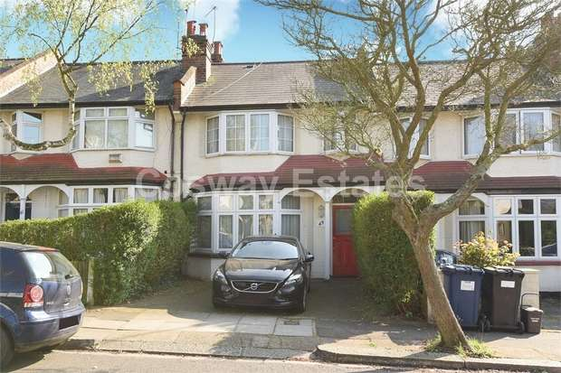3 Bedrooms Terraced House for sale in Shakespeare Road, Mill Hill, London