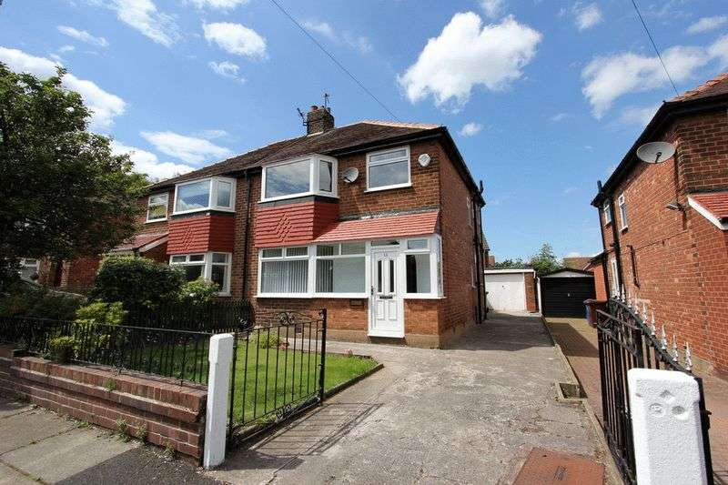 3 Bedrooms Semi Detached House for sale in Kenmore Road, Manchester