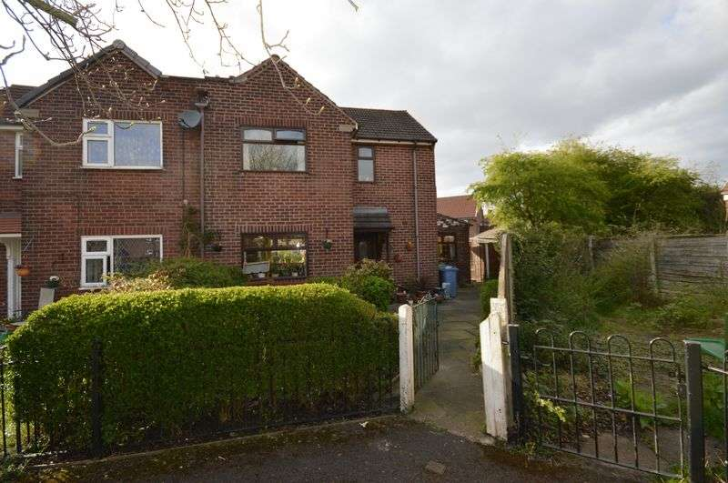 3 Bedrooms Semi Detached House for sale in Greaves Avenue, Manchester