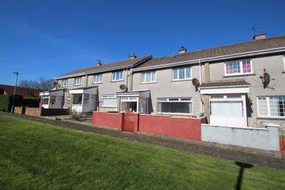 3 Bedrooms Terraced House for sale in Elm Park, Ardrossan, North Ayrshire