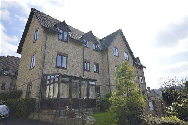 2 Bedrooms Flat for sale in Wesley Court, Stroud, Gloucestershire, GL5 1DS