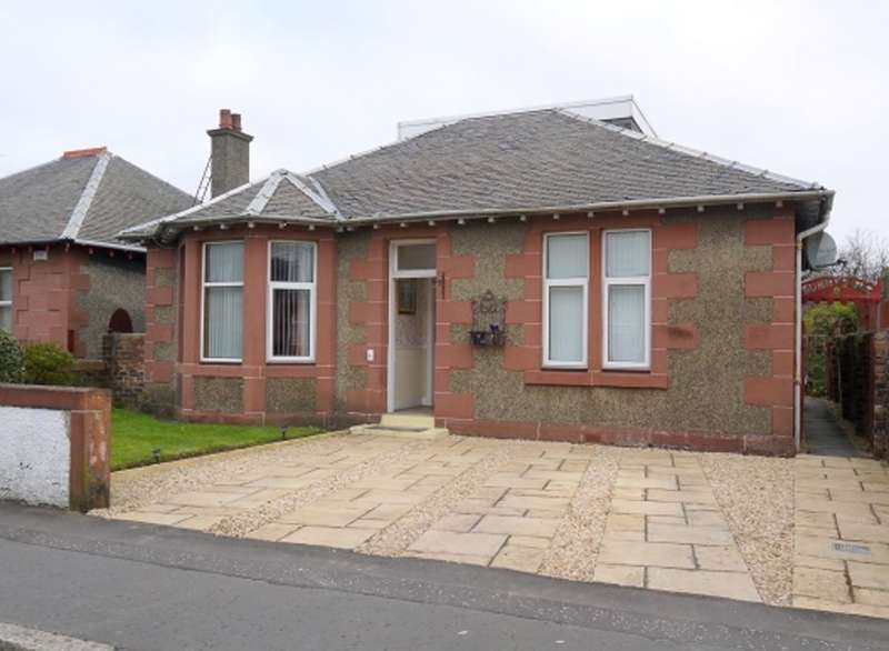 3 Bedrooms Bungalow for sale in Woodfield Road, Ayr, KA8
