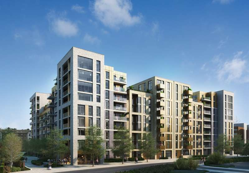 2 Bedrooms Flat for sale in Sury Basin, Kingston Upon Thames