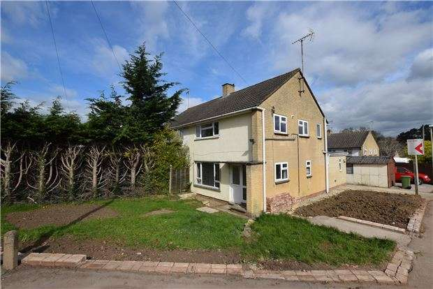 3 Bedrooms Semi Detached House for sale in Castlefields Road, Charlton Kings, CHELTENHAM, Gloucestershire, GL52 6YW