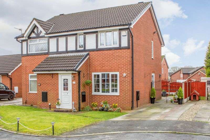 2 Bedrooms Semi Detached House for sale in Branthwaite, Ince