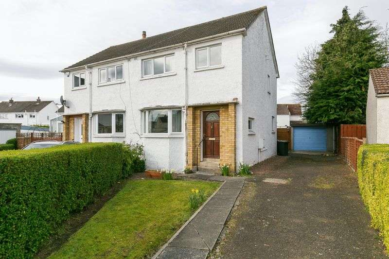 3 Bedrooms Semi Detached House for sale in 16 Broomhall Drive, Corstorphine, Edinburgh, EH12 7QW