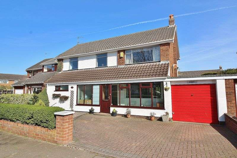 3 Bedrooms Detached House for sale in The Paddock, Ainsdale