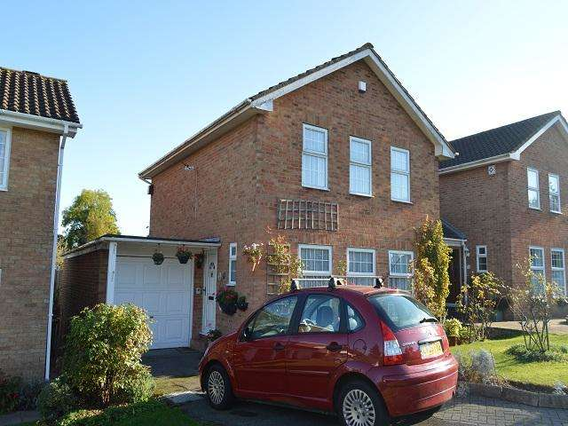 4 Bedrooms Detached House for sale in Allandale Place, Orpington, Kent, BR6 7TH