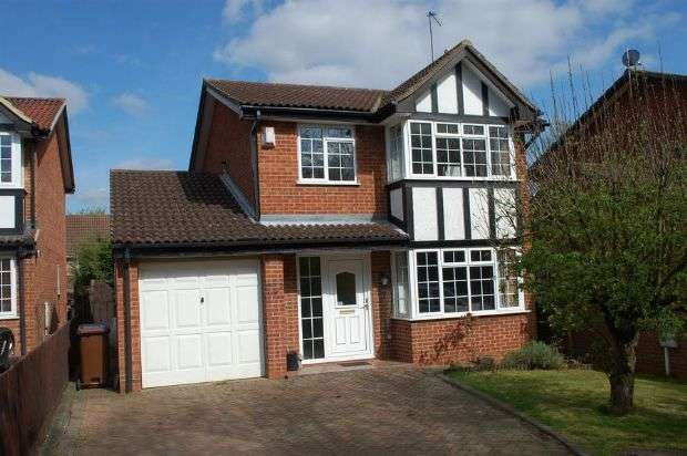 3 Bedrooms Detached House for sale in Westbury Close, Duston, Northampton NN5 6AN