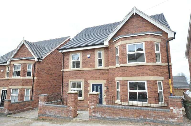 6 Bedrooms Detached House for sale in Hamilton Road, Stapenhill