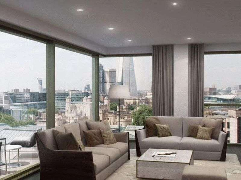 1 Bedroom Flat for sale in Stunning 1 bed apartment in Tower Bridge.