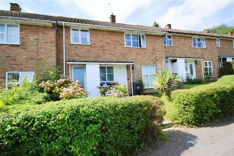 3 Bedrooms Terraced House for sale in Ingles, West Side, Welwyn Garden City