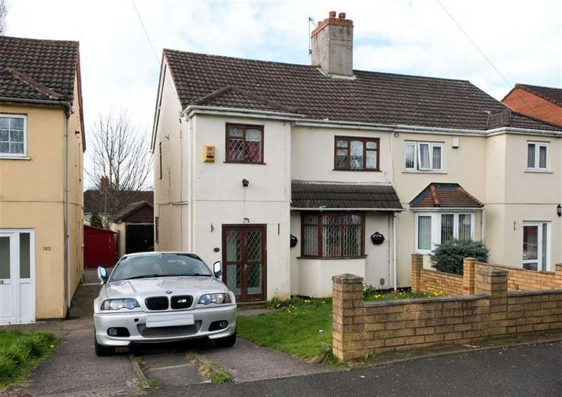 3 Bedrooms Semi Detached House for sale in 165, Old Fallings Lane, Bushbury, Wolverhampton, West Midlands, WV10