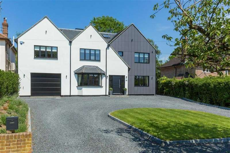 6 Bedrooms Detached House for sale in Mymms Drive, Brookmans Park, Hertfordshire