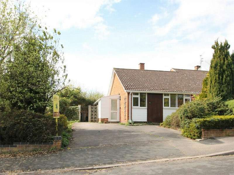 2 Bedrooms Semi Detached Bungalow for sale in Camberley, Surrey
