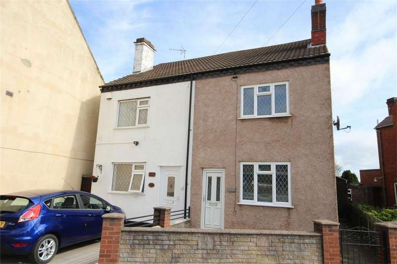 3 Bedrooms Semi Detached House for sale in Heath End Road, Stockingford, NUNEATON, Warwickshire