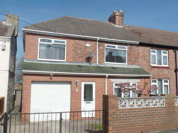 4 Bedrooms Terraced House for sale in RYDAL MOUNT, EASINGTON, PETERLEE AREA VILLAGES