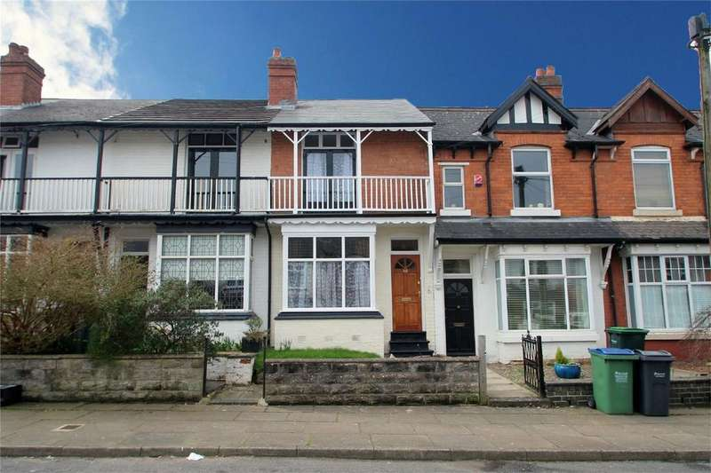 3 Bedrooms Terraced House for sale in Park Road, Bearwood, SMETHWICK, West Midlands