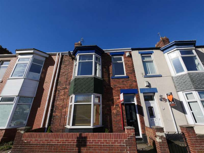 3 Bedrooms Terraced House for sale in Kayll Road, Sunderland