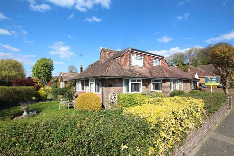3 Bedrooms Detached Bungalow for sale in Grangeways, Patcham Village, Brighton