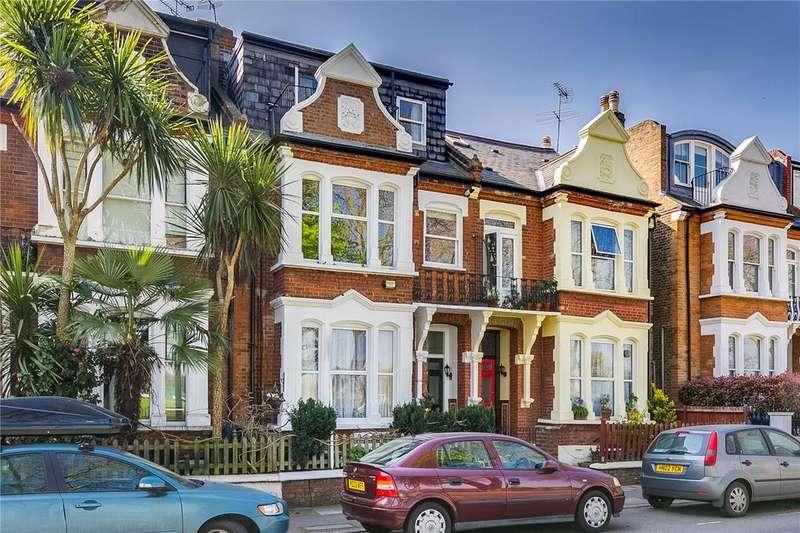 2 Bedrooms Flat for sale in Rocks Lane, Barnes, London