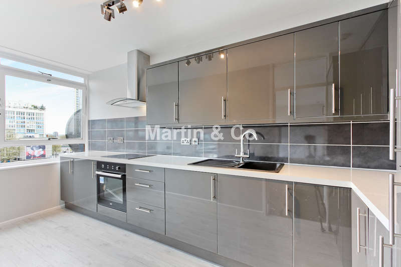 3 Bedrooms Apartment Flat for sale in Princess Street, London
