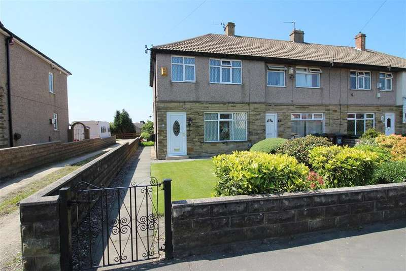 3 Bedrooms End Of Terrace House for sale in Northcote Road, Bradford, BD2 4QH