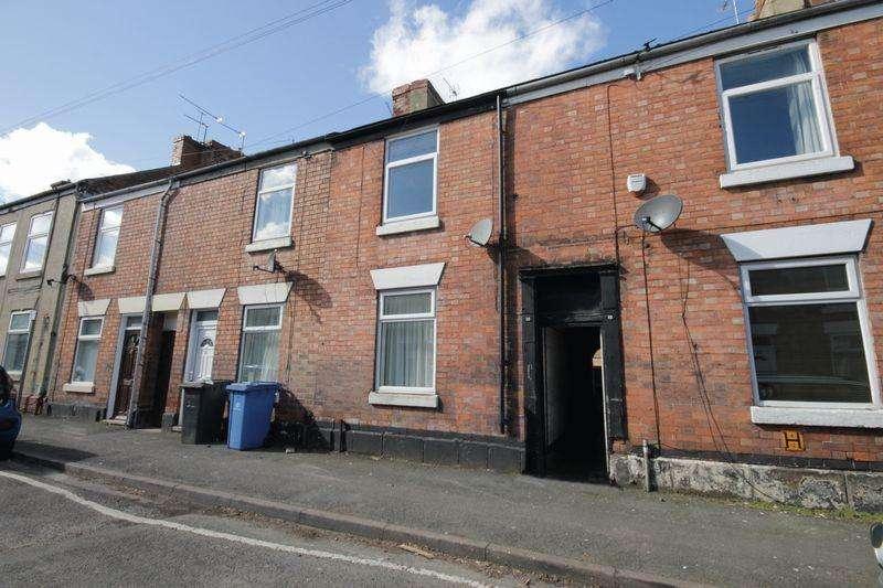 2 Bedrooms Terraced House for sale in MERCHANT STREET, DERBY
