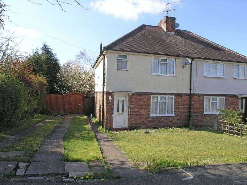 3 Bedrooms Semi Detached House for sale in KINVER, Jenks Avenue
