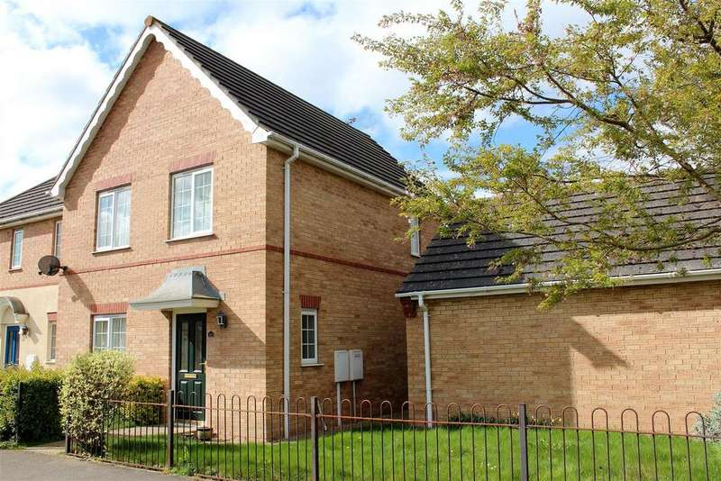 3 Bedrooms Semi Detached House for sale in Rider Gardens, Fishtoft, Boston